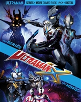 Ultraman X: The Series & The Movie (BD + Digital Copy)