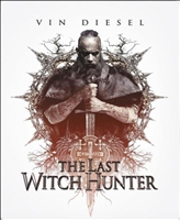 The Last Witch Hunter SteelBook (BD/DVD + Digital Copy)(Exclusive)