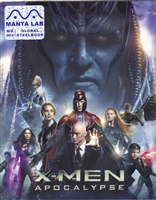 X-Men: Apocalypse 3D Full Slip SteelBook (Hong Kong)