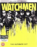 Watchmen: The Ultimate Cut SteelBook (UK)