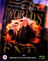 The World's End Lenticular SteelBook (UK)