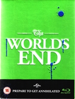 The World's End 1-Click SteelBook (UK)