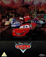 Cars SteelBook (UK)