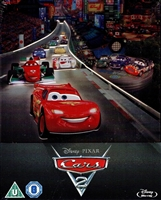 Cars 2 SteelBook (UK)