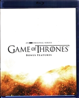 Game of Thrones: The Complete Collection Bonus Features Set