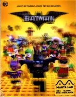 The LEGO Batman Movie 3D Double Lenticular SteelBook (Hong Kong)