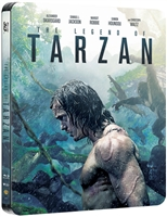 The Legend of Tarzan 3D SteelBook (UK)