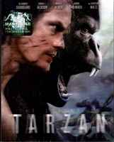 The Legend of Tarzan 3D Lenticular SteelBook (Hong Kong)