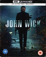 John Wick 4K SteelBook (UK)