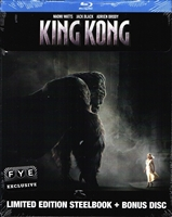 King Kong: Ultimate Edition SteelBook (2005)(Exclusive)