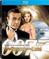 From Russia With Love SteelBook: 007 James Bond (Exclusive)