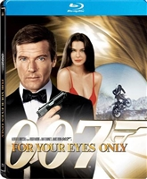 For Your Eyes Only SteelBook: 007 James Bond (Exclusive)