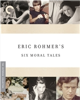 Six Moral Tales: Criterion Collection DigiPack