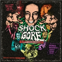 Shock and Gore: The Films of Herschell Gordon Lewis (BD/DVD)(Exclusive)