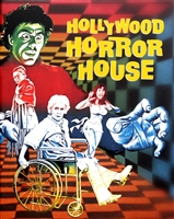 Hollywood Horror House: LImited Edition (BD/DVD)(Exclusive)