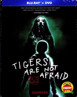 Tigers Are Not Afraid SteelBook (BD/DVD)