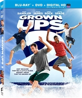 Grown Ups 2 (BD/DVD + Digital Copy)