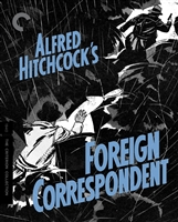 Foreign Correspondent: Criterion Collection DigiPack (BD/DVD)