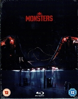 Monsters SteelBook (2010)(UK)
