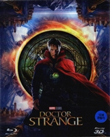 Doctor Strange 3D Clear Slip SteelBook (2016)(Korea)