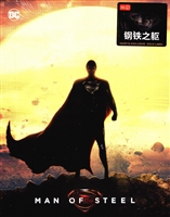 Man of Steel 3D Full Slip HDZeta SteelBook (China)