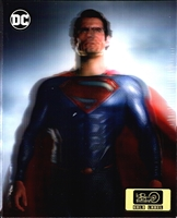 Man of Steel 3D & 4K Lenticular 1-Click HDZeta SteelBook (China)