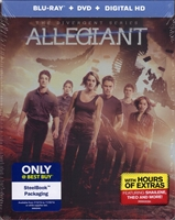 Allegiant SteelBook (BD/DVD + Digital Copy)(Exclusive)