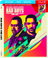 Bad Boys For Life w/ Poster (BD + Digital Copy)(Exclusive)