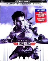Top Gun 4K SteelBook (BD + Digital Copy)