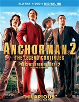 Anchorman 2: The Legend Continues (Canada)(Slip)