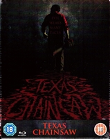 Texas Chainsaw 3D SteelBook (2013)(UK)