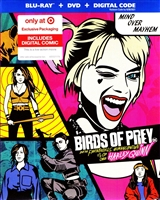 Birds of Prey (And the Fantabulous Emancipation of One Harley Quinn) w/ Alternative Slip Cover (BD/DVD + Digital Copy)(Exclusive)