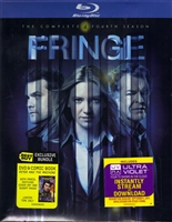 Fringe: The Complete Season 4 w/ Comic Book (BD + Digital Copy)(Exclusive)