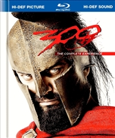 300: The Complete Experience DigiBook (BD + Digital Copy)