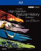 The BBC High Definition Natural History Collection: Planet Earth / Galapagos / Ganges / Wild China