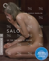 Salo or the 120 Days of Sodom: Criterion Collection DigiPack