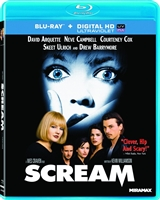 Scream (BD + Digital Copy)