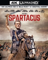 Spartacus 4K (BD + Digital Copy)