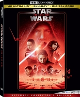 Star Wars VIII - The Last Jedi 4K (BD + Digital Copy)(Re-release)
