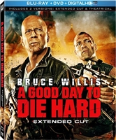 A Good Day to Die Hard: Extended Cut (BD/DVD + Digital Copy)