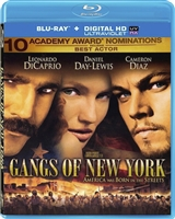 Gangs of New York (Remastered)(BD + Digital Copy)