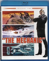 The Mechanic: Limited Edition (1972)(Exclusive)