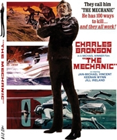 The Mechanic: Limited Edition (Re-release)(1972)(Exclusive)