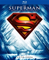 The Superman Motion Picture Anthology DigiPack