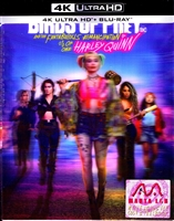 Birds of Prey 4K Lenticular SteelBook (And the Fantabulous Emancipation of One Harley Quinn)(Hong Kong)