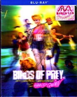 Birds of Prey Double Lenticular SteelBook (And the Fantabulous Emancipation of One Harley Quinn)(Hong Kong)
