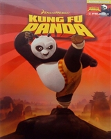 Kung Fu Panda Full Slip SteelBook (Blufans #18)(China)