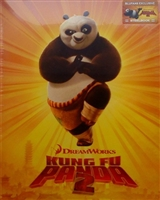 Kung Fu Panda 2 Full Slip SteelBook (Blufans #19)(China)