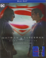 Batman V Superman: Dawn of Justice 3D - Extended Cut Lenticular SteelBook (Hong Kong)