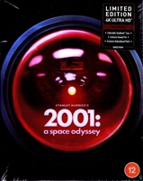 2001: A Space Odyssey 4K SteelBook - Titans of Cult #5 (UK)